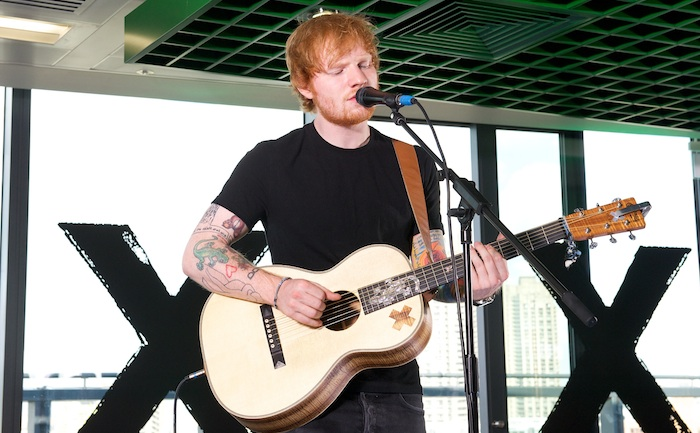 Amazon Prime adds exclusive Ed Sheeran gig to streaming line-up