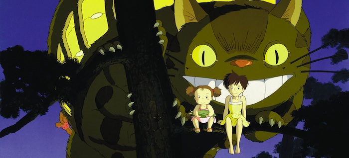 My Neighbour Totoro (© 1988 Nibariki – G)