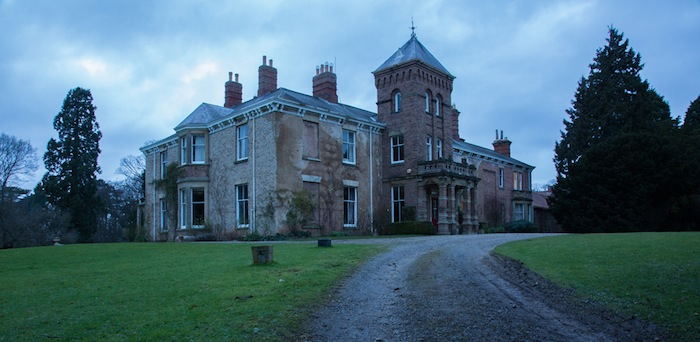 The Haunting of Radcliffe Hall