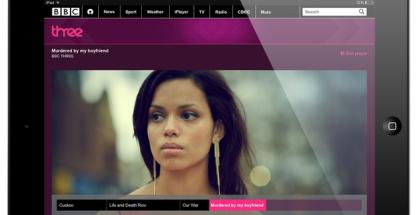 bbc three online