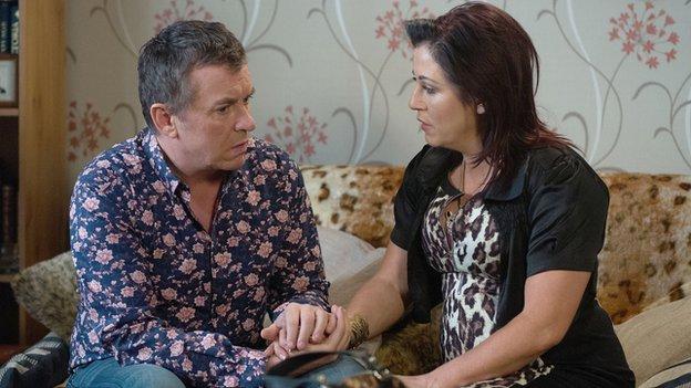 BBC announces EastEnders anniversary iPlayer series