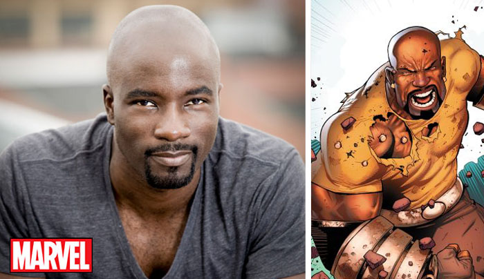 Mike Colter will play Marvel's Luke Cage in Netflix series