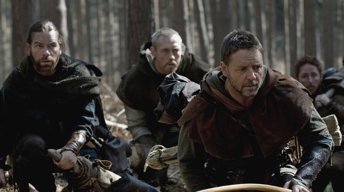 Netflix UK film review: Robin Hood (2010)