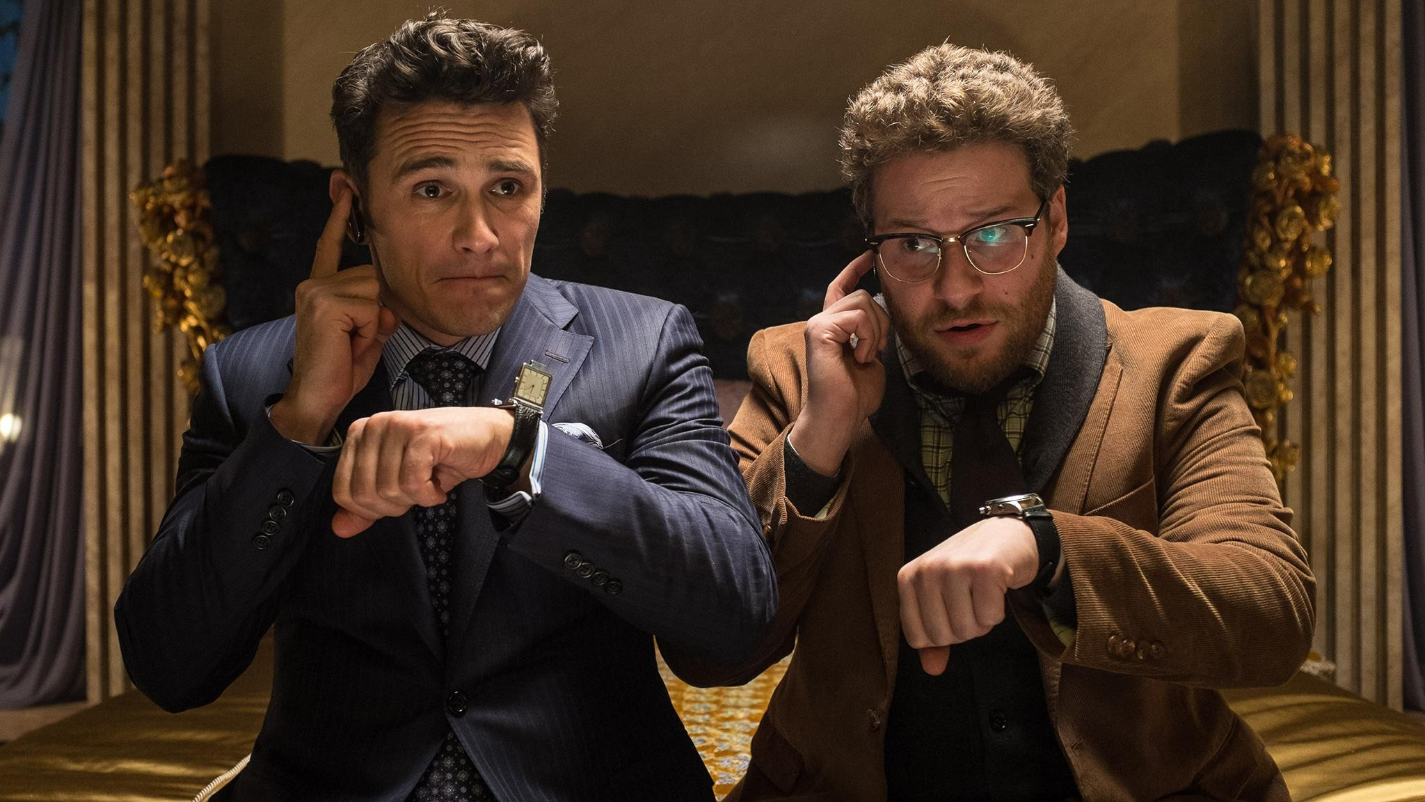 the interview sony vod
