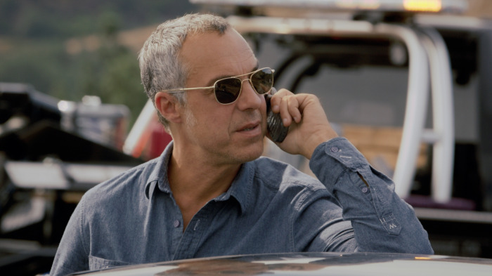 Amazon's Bosch will be back for a second season