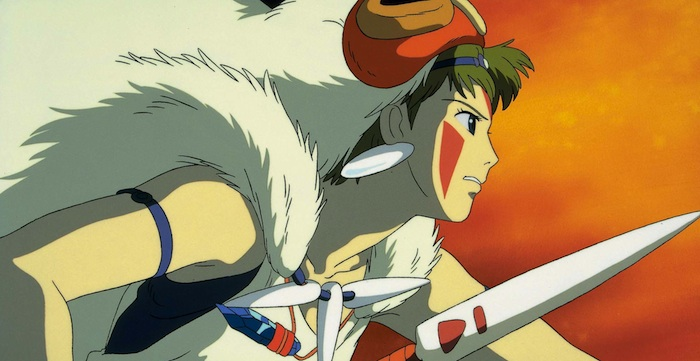 Princess Mononoke 34
