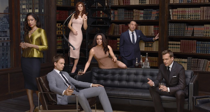 Suits Season 4 gets early premiere on UKTV Play