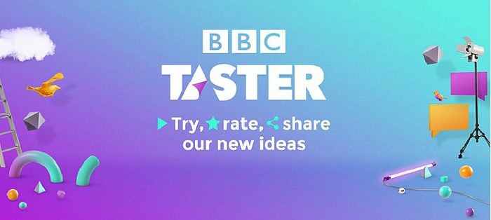 BBC Taster: A glimpse of The Beeb's digital potential