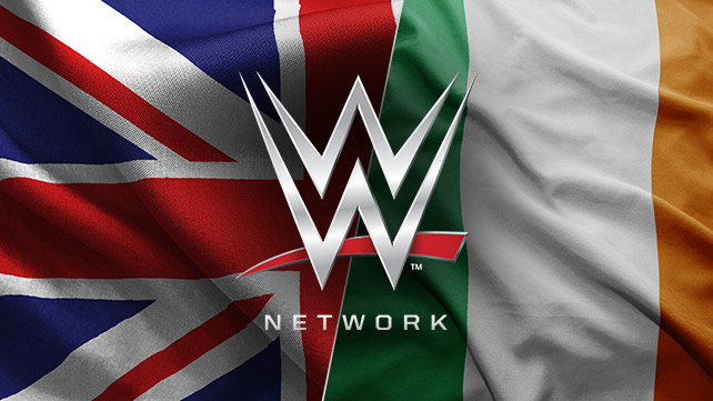 WWE Network to launch in UK on 19th January