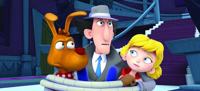 Netflix releases trailer for Inspector Gadget reboot