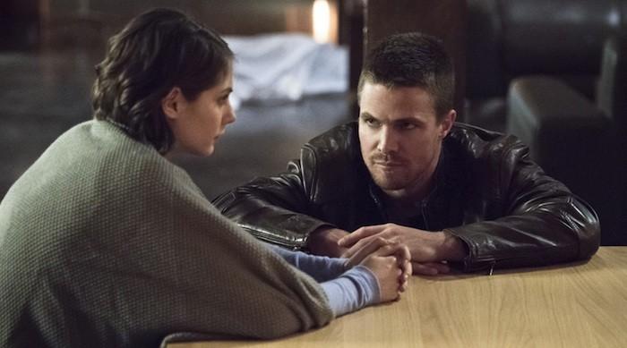 UK VOD TV recap: Arrow Season 3, Episode 13 (Canaries)