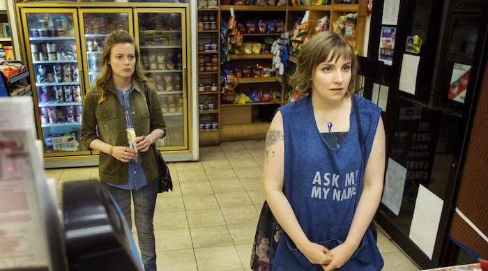 UK VOD TV review: Girls Season 4, Episode 7