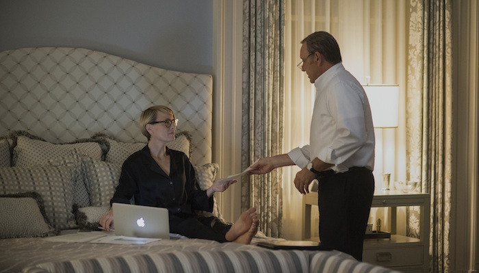 Netflix Uk Tv Review House Of Cards Season 3 Episode 5 6 And 7