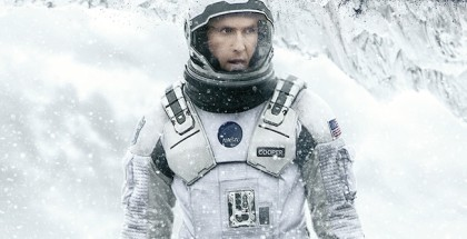 Interstellar UK Blu ray