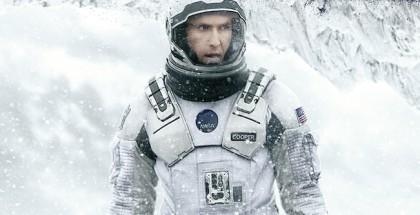 Interstellar UK Blu ray