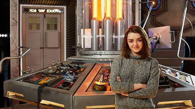 Maisie Williams joins new season of Doctor Who