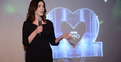BBC Two Launch Nigella