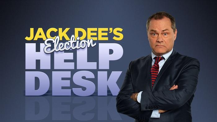 Jack Dee's Election Helpdesk