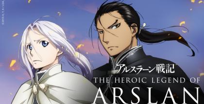 Legend of Arslan