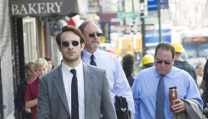 Interview: Charlie Cox on Netflix and Marvel's Daredevil