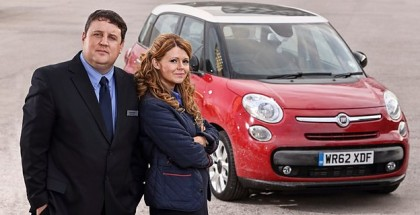 Peter Kay Car Share