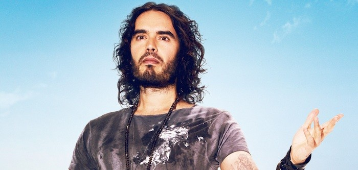 Clip: Russell Brand documentary heads to cinemas and VOD