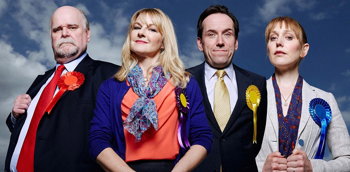 Channel 4 TV review: Ballot Monkeys (Episodes 1 and 2)