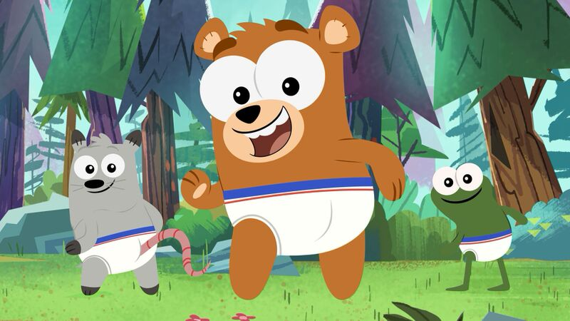 Bear Underwear