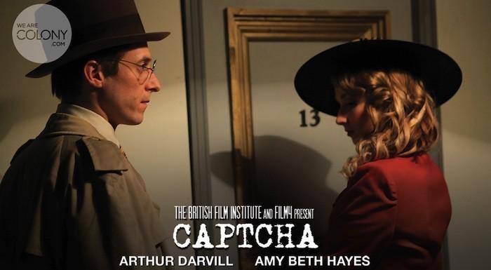 Short film review: Captcha (2015)