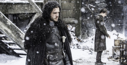 "Episode 7 ""The Gift"".Harington, Kit as Jon Snow"