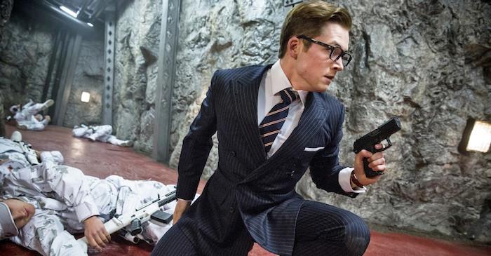 VOD film review: Kingsman: The Secret Service