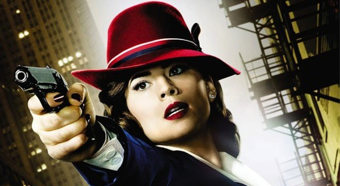 Agent Carter available to watch online in the UK legally from 12th July