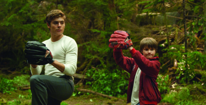 (L to R) Charlie (ZAC EFRON) and his brother, Sam (CHARLIE TAHAN), in the romantic drama ?Charlie St. Cloud?.  In this emotionally charged story, Charlie begins a romantic journey in which he embraces the past while discovering the purpose of his life and the transformative power of love.