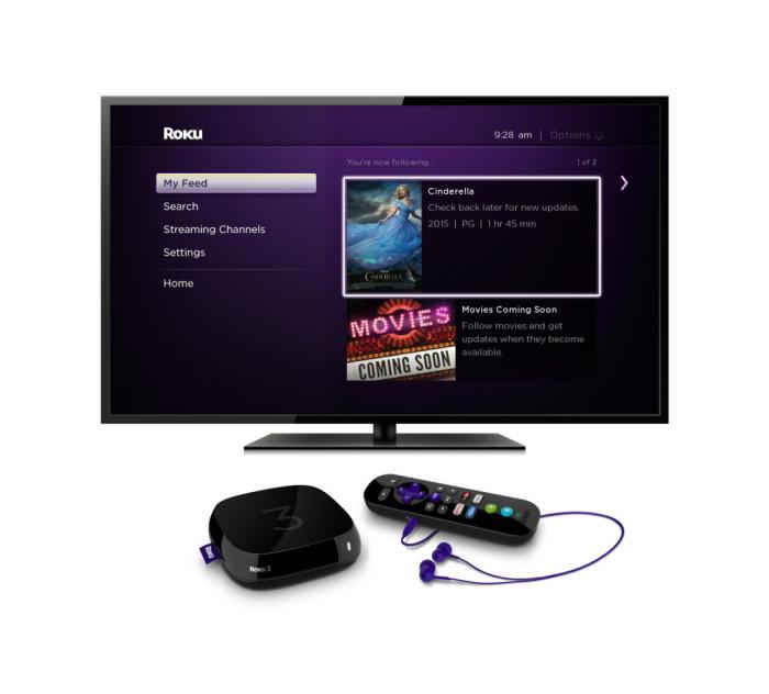 Roku 2 lands in UK as smart search update is released