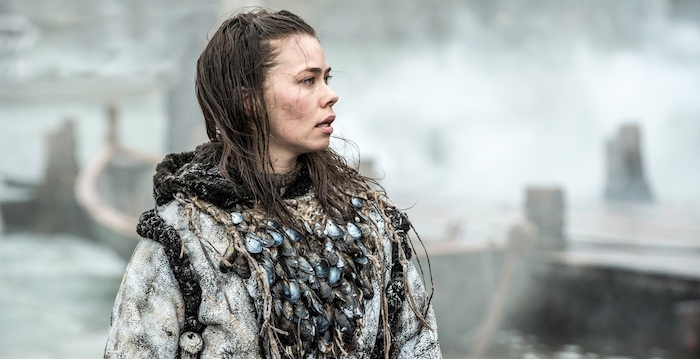 Game of Thrones. Series 5. Episode 8. Hardhome. Hjort Sorenson, Birgitte as Karsi