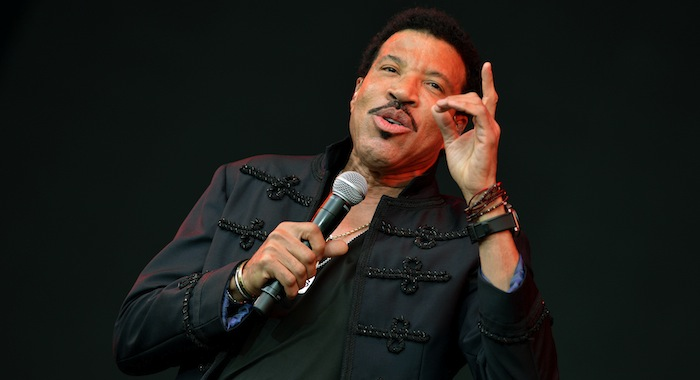 Programme Name: Glastonbury 2015 - TX: 19/06/2015 - Episode: n/a (No. n/a) - Picture Shows:  Lionel Richie - (C) BBC - Photographer: BBC