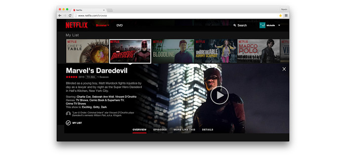 Introducing the new look Netflix: What's changed?