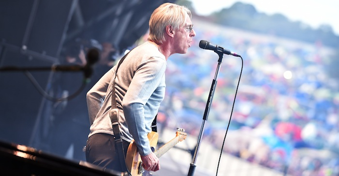 Paul Weller Glastonbury