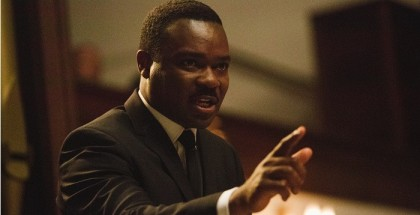David Oyelowo plays Dr. Martin Luther King, Jr. in SELMA, from Paramount Pictures, Path?, and Harpo Films..SEL-07498