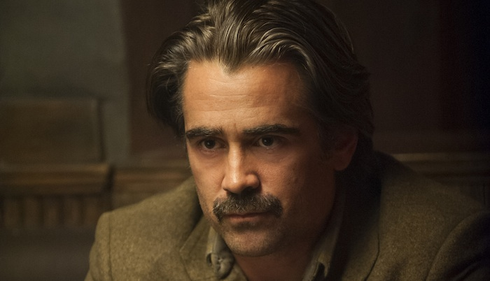 Colin Farrell is Ray Velcoro