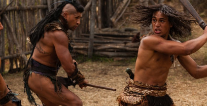 James Rolleston in THE DEAD LANDS, released 29th May