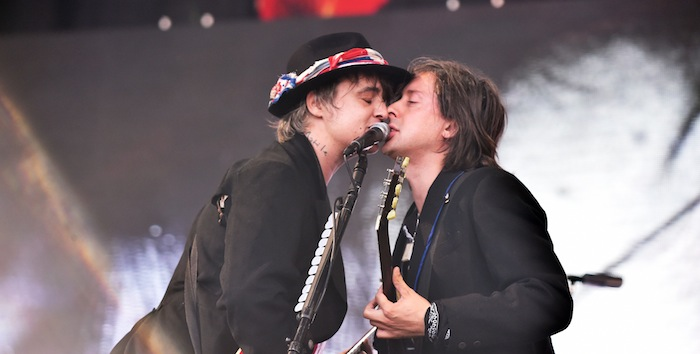 The Libertines Glastonbury