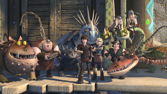 Netflix TV review: Dragons: Race to the Edge