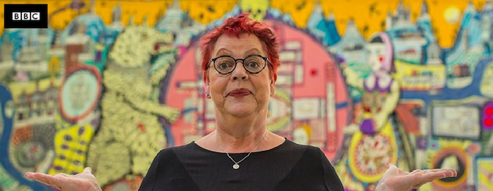 jo brand private view