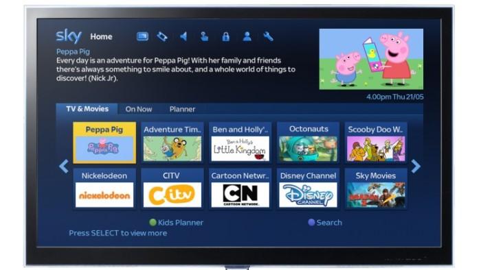 Sky enters the battle for kids' tablets