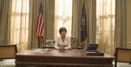 HBO's VEEP 2014 Season 4Characters:Julia Louis-Dryfus-  Selina Reid Scott-  Dan Sufe Bradshaw-  Sue Kevin Dunn-  Ben Gary Cole-  Kent