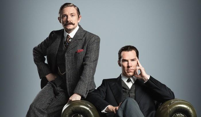 Netflix UK TV review: Sherlock: The Abominable Bride (Season 3 Christmas Special)
