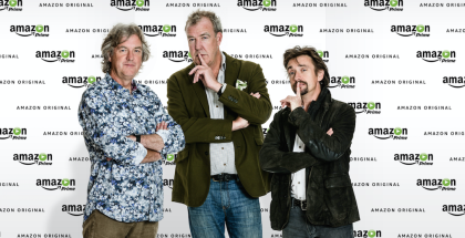 amazon The Grand Tour Clarkson Hammond and May