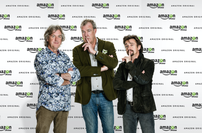 Ticket applications open for The Grand Tour Season 2