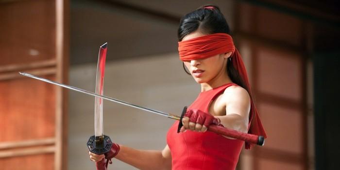 Elodie Yung cast as Elektra in Netflix's Daredevil
